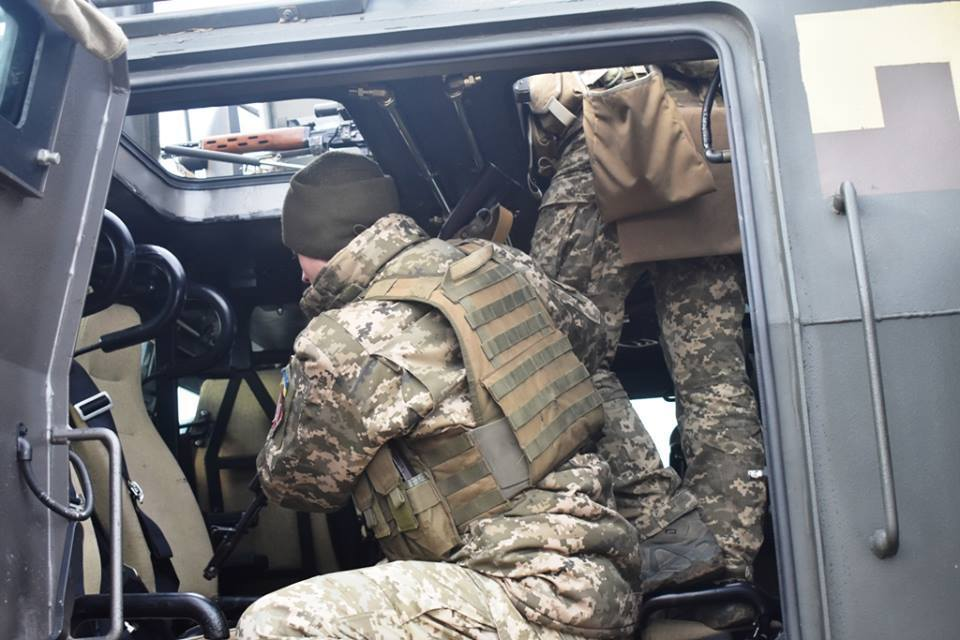 ЗСУ завтра отримають нову партію військової техніки