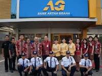 Lowongan Kerja Terbaru PT. Bank Artha Graha Internasional,Tbk