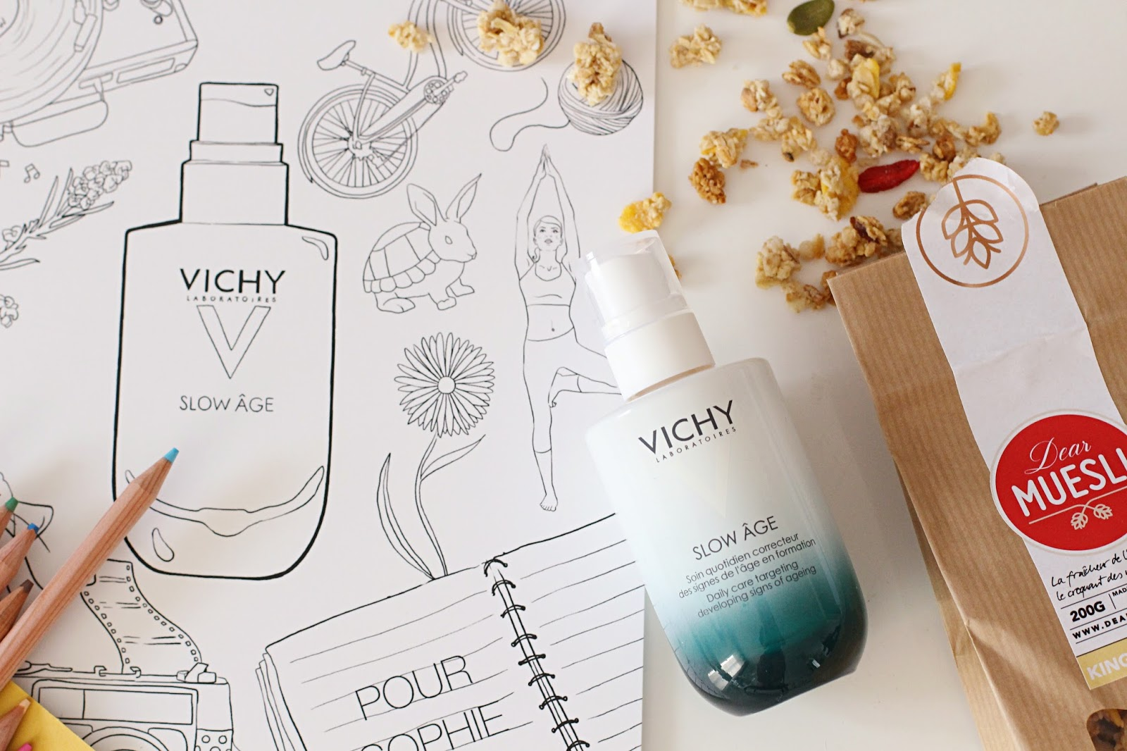 slow life vichy slow age