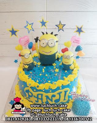 Ulang Tahun Kue Minion
