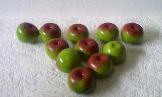 dummy apel hijau