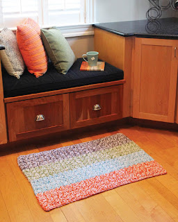 Chef's Best Rug - Quick Crochet for the Home