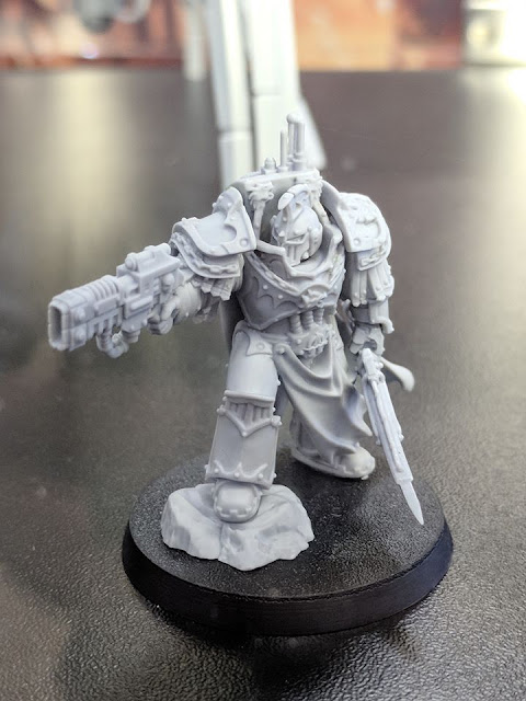 Cataphractii Praetor Legión ALpha