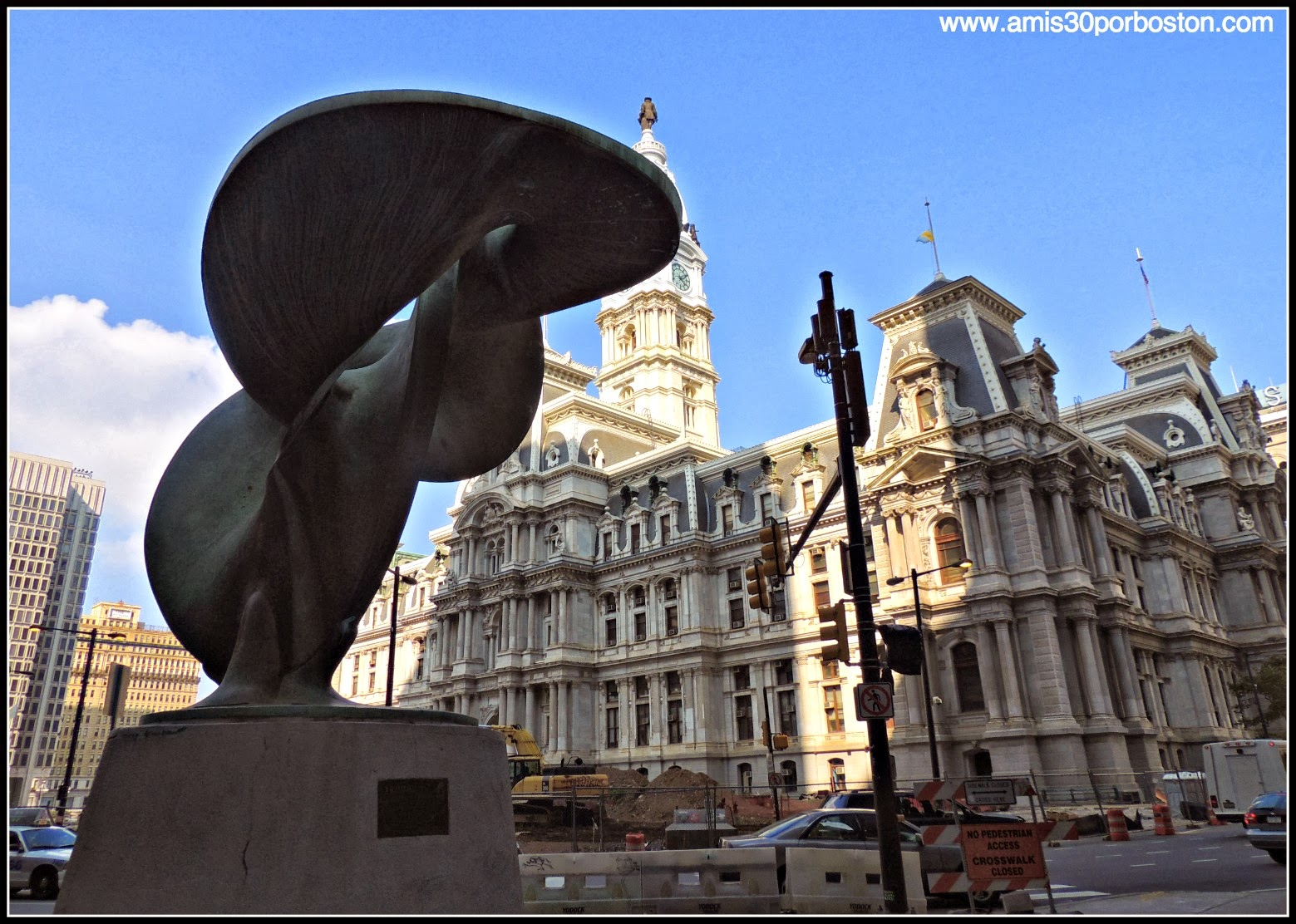 Filadelfia: City Hall