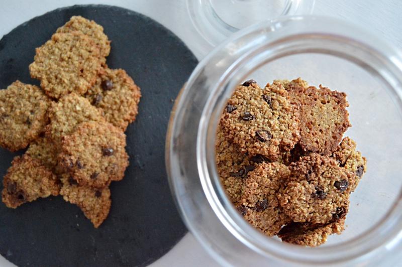 galletas de avena sano organico bio recetas