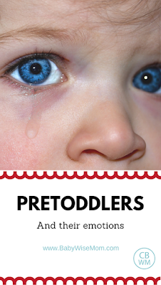 Pretoddlers and Emotions