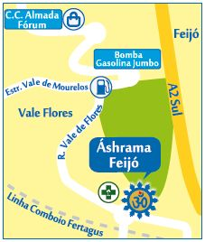 Áshrama do FEIJÓ - Centro do Yoga
