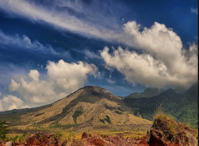 Pendakian Gunung Guntur Garut, Pendek Tapi Menantang, gunung guntur garut jawa barat,gunung guntur garut kebakaran,gunung guntur garut 2015,gunung guntur garut terbakar,gunung guntur garut aktif,gunung guntur garut mdpl