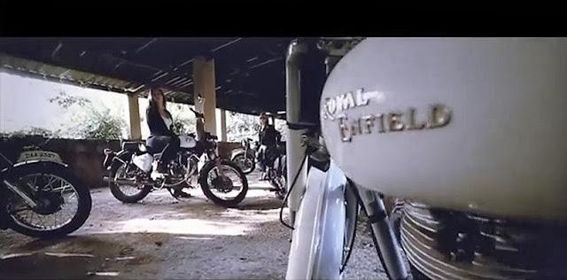 Old Delhi Motorcycles