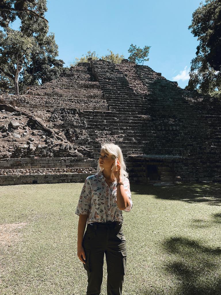 ruins in honduras