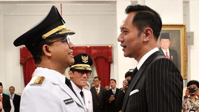 Anies-AHY akan Diusung Gerindra Cs Lawan Jokowi Di Pilpres 2019