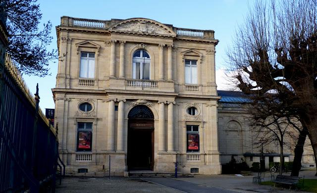 Passeio pelo Musée de Beaux Arts ou Museu de Belas Artes de Bordéus