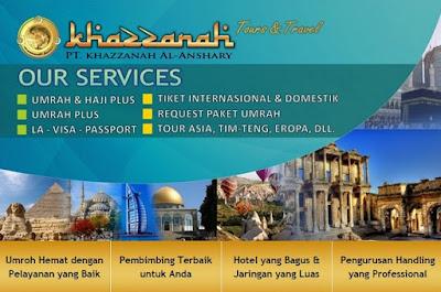 Travel Umroh Aman dan Terpercaya