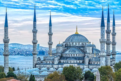 Blue Mosque Paket wisata halal