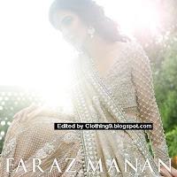 faraz manan wedding collection 2015