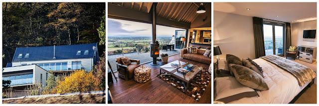 Luxury Housesit Malvern Hills UK