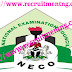 2018/2019 NECO Exams Timetable For June/July
