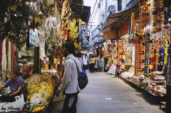 bazar-India