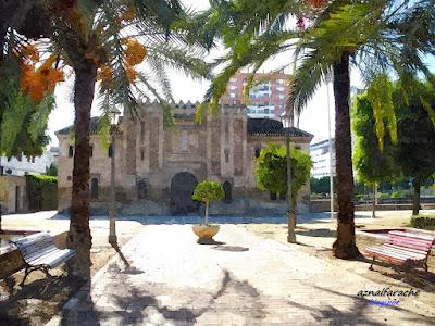 Sevilla - Palacio de la Buhaira