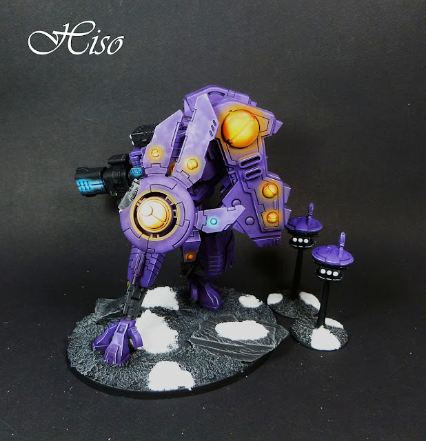 Empire tau - Riptide
