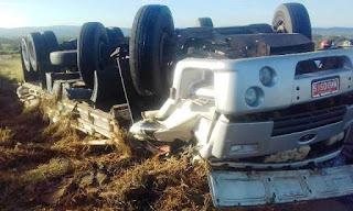 Motorista morre na BR-030