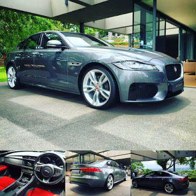 The All-New Jaguar XF