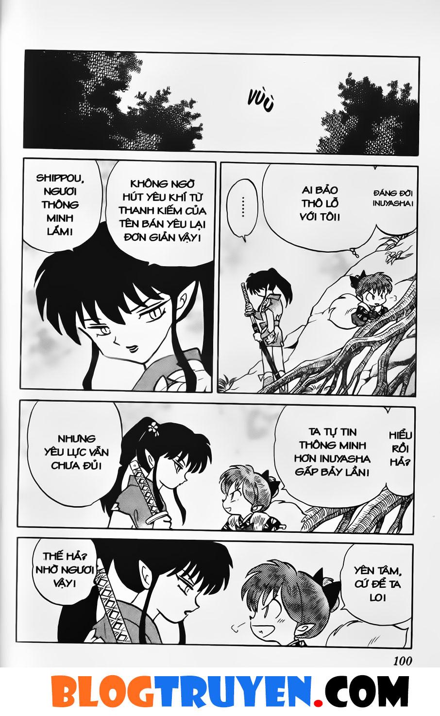 Inuyasha vol 39.6 trang 7