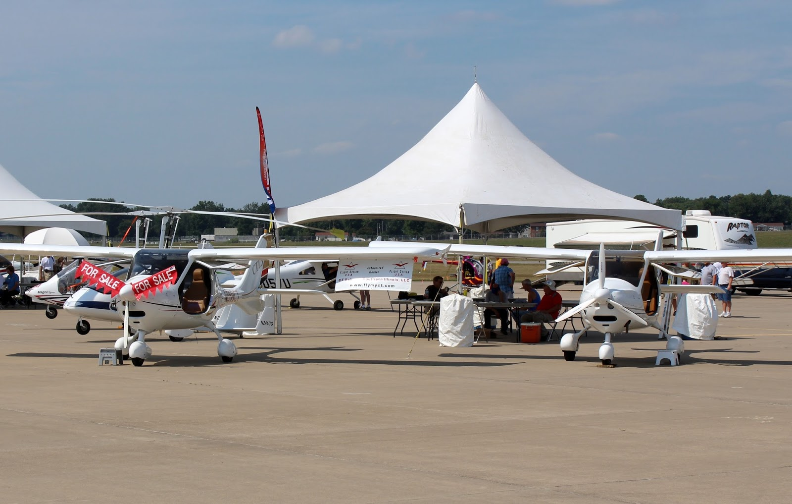The Aero Experience: Plane & Pilot Midwest LSA Expo Brings Wide