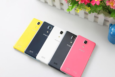 ZOPO COLOR E: Specifications and Initial Impression