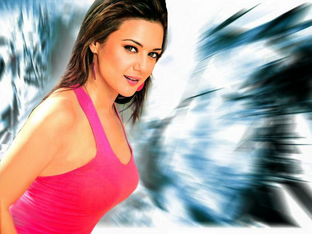 Kashmira Shah Smiley Preity Zinta Beautiful Smile Images-5131