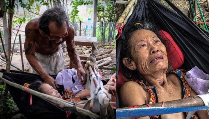 Kisah cinta sejati seorang suami rela kelaparan bertahun-tahun demi rawat sang istri