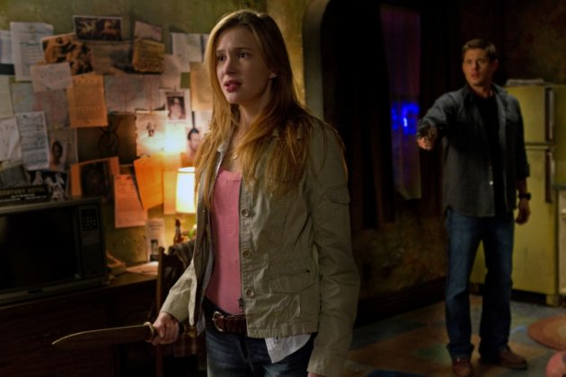 "Recap/review of Supernatural 7x13 ""The Slice Girls"" by freshfromthe.com"