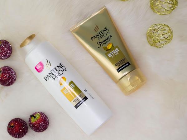 Pantene Pro-V // Repair & Care Shampoo und Spülung