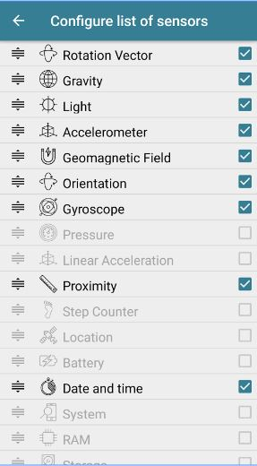 gyroscope tool app