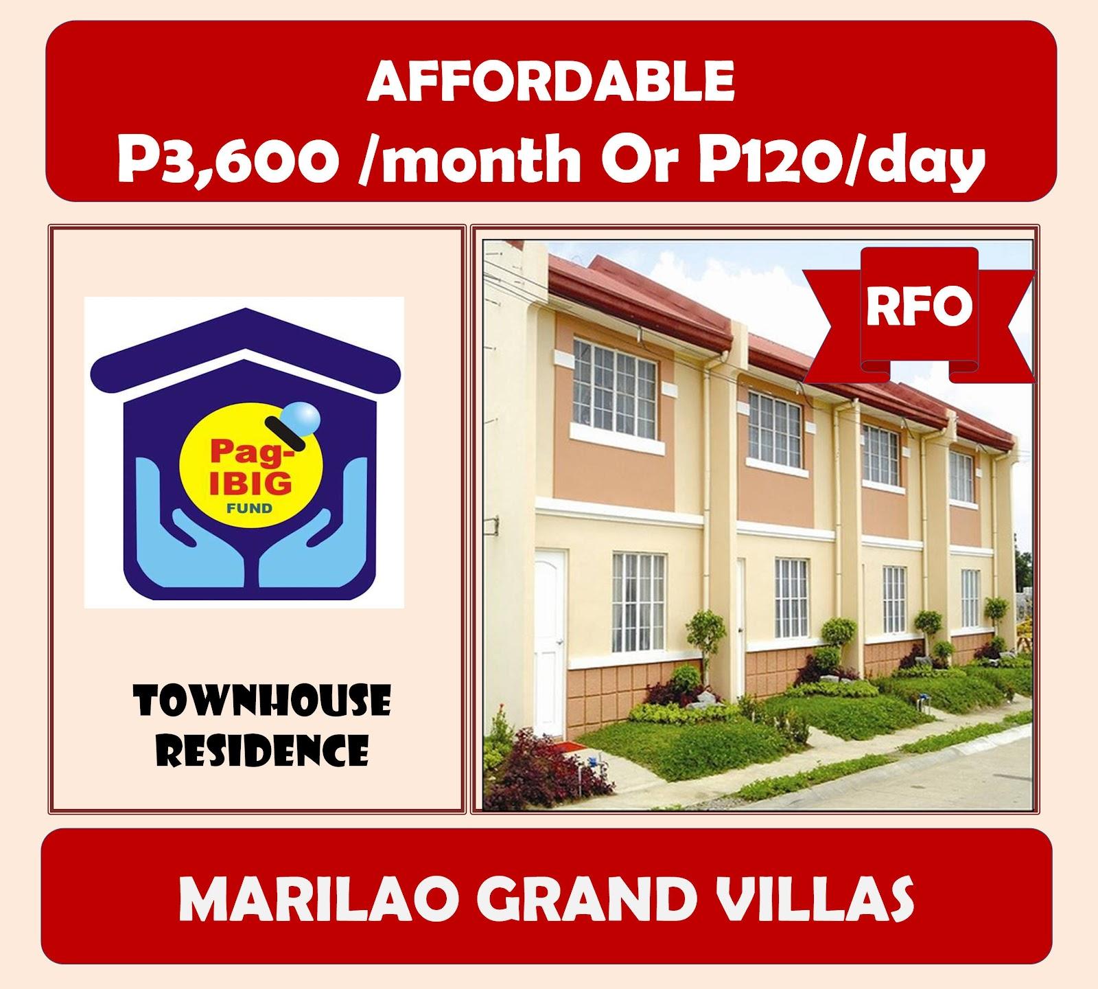 San Jose Apartments Cheap: At HOME Ako Dito Sa BAHAY Ko: MARILAO GRAND VILLAS