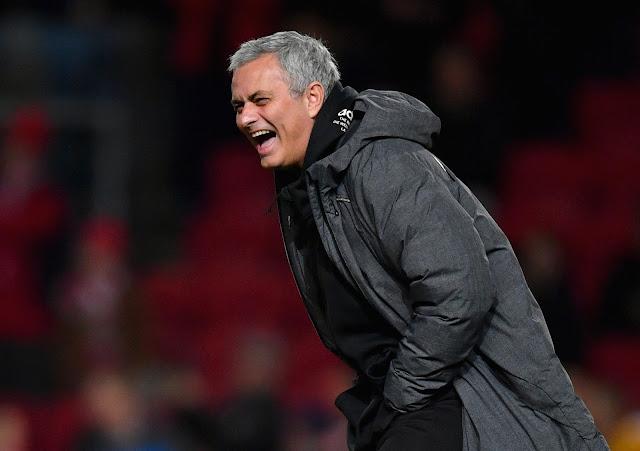 Jose Mourinho Mengharapkan United Bersaing untuk Semuanya Pada 2020