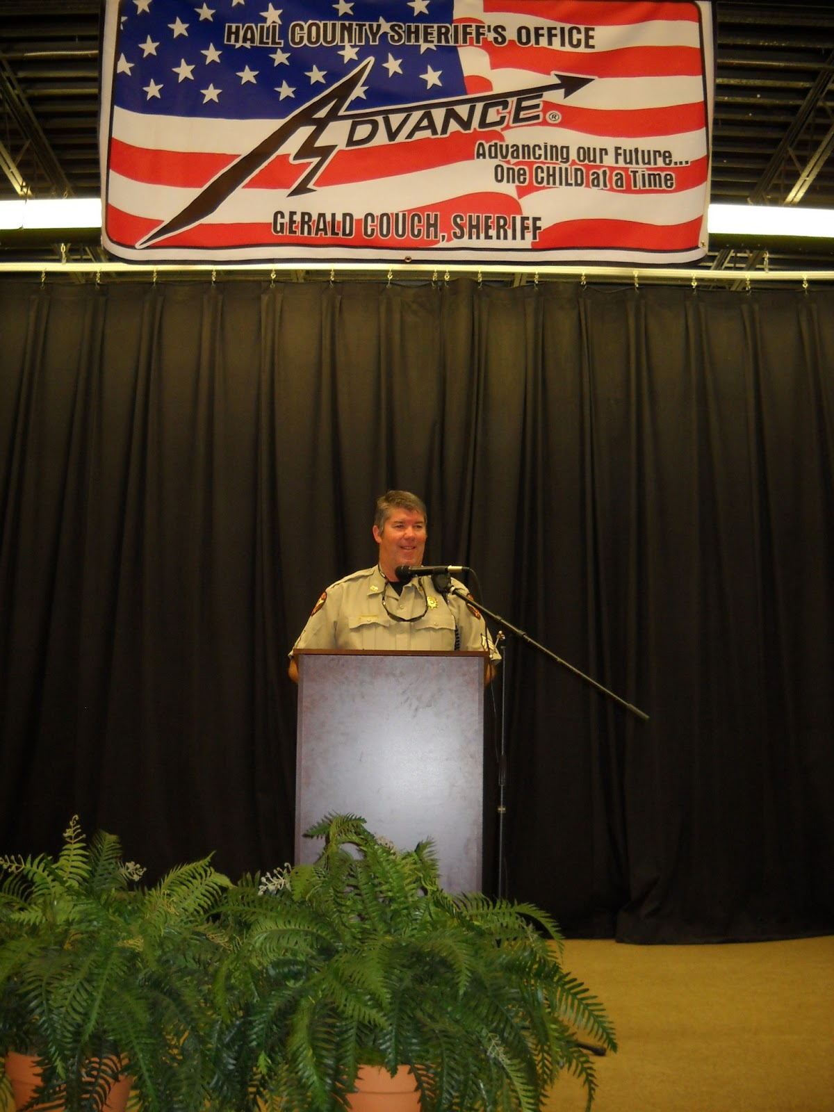 Hall County Sheriff's Office: May 2013