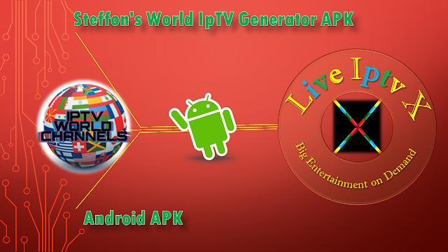 Steffon's World IPTV APK