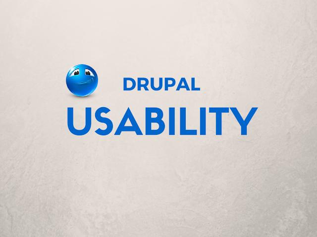 6 Drupal Usability Problems And Alternatives