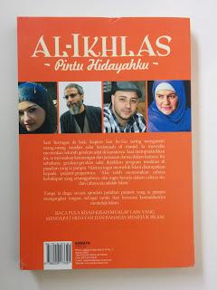 Al-Ikhlas (Kisah Nyata: Pintu Hidayahku)