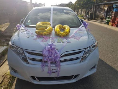 Comedian Akpororo Surprises His Mum With Brand New Car On Her Birthday
