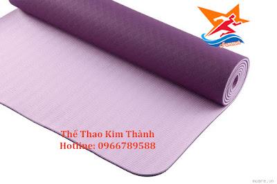 Thảm tập yoga cao cấp Đài Loan chính hãng