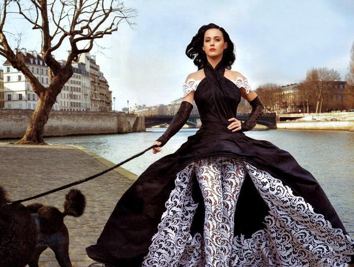 Katy Perry For Vanity Fair, June 2011