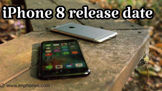 Apple iPhone 8 2017 release date