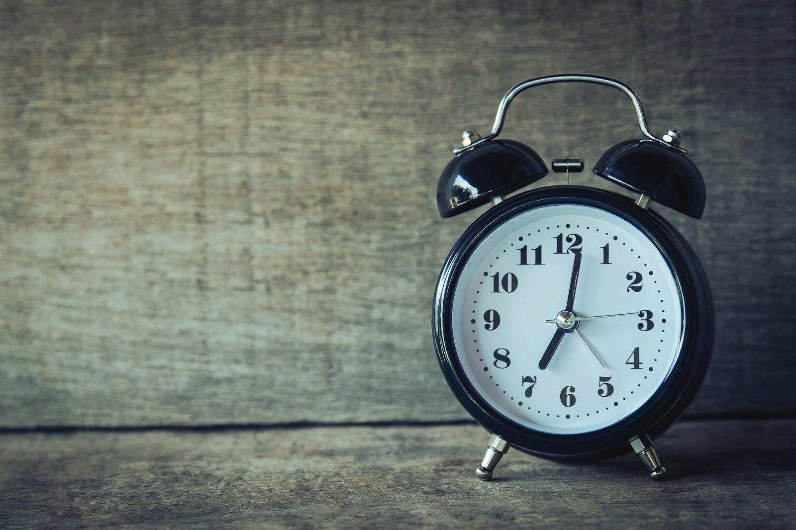 الساعة البيولوجية لجسم الأنسان وكيفية استعلالها لصالحنا