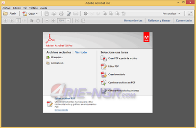 Adobe Acrobat XI Professional 11.0.20 Final Full Version
