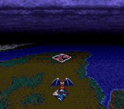 Demon's Crest+console+super nintedo+game+portable+art+flyer+download free