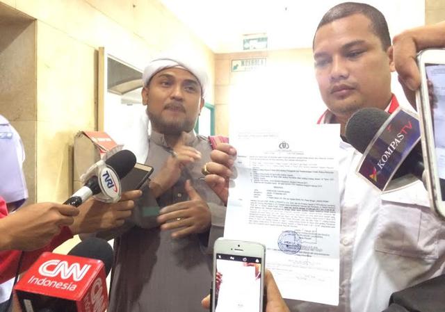 Soal Persekusi di Bali, FPI: Ceramah 'Kafir' Ustaz Somad Sudah Sesuai Alquran