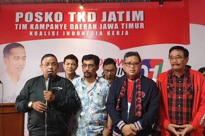 Habib Soleh Al-Muhdar: Kalau Pak Jokowi Tuh Keluar Dari Akidah Keislaman, Saya Orang Pertama Yang Akan Keluar
