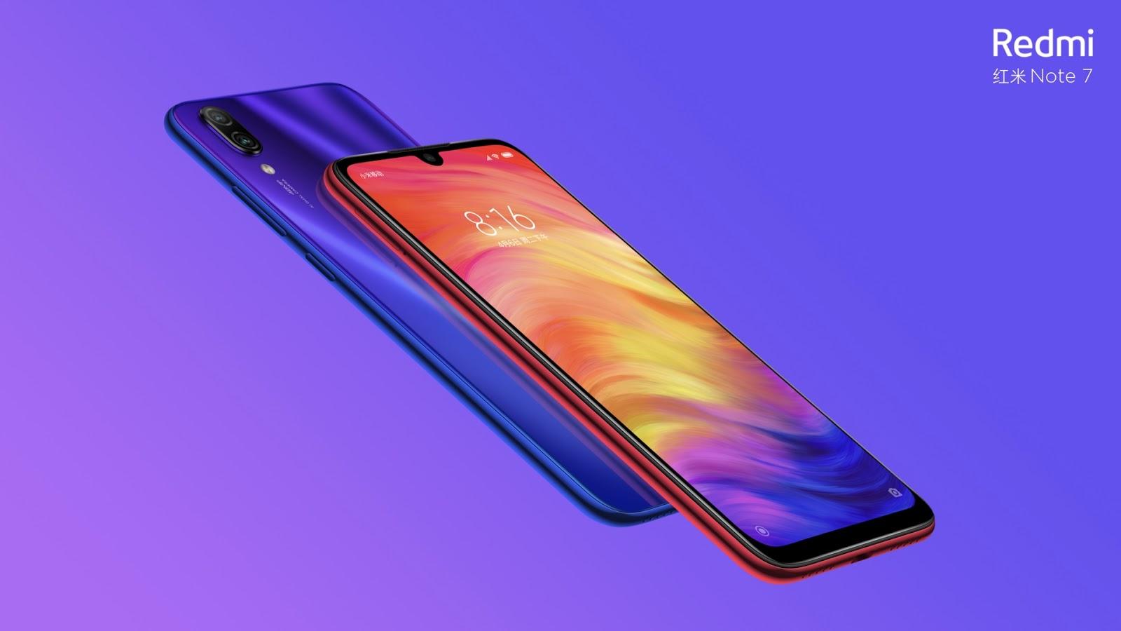 Xiaomi Redmi Note 7 launched in China, Pocophone F1 software